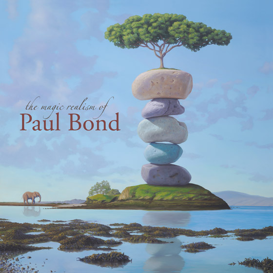 paul bond coffee table book